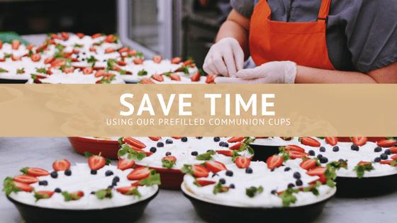 Reduce preparation time